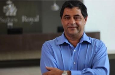 Mario Muvdi, presidente de la Asociación Hotelera y Turística de Colombia, Cotelco.