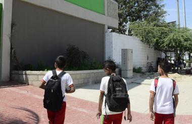 El documento elaborado por la Alcaldía señala que la infraestructura educativa será prioritaria.
