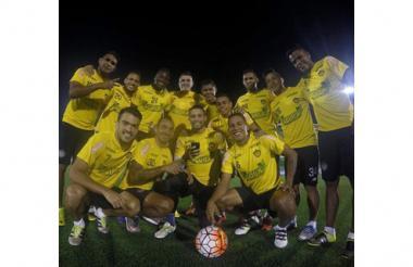 Jugadores de Junior.