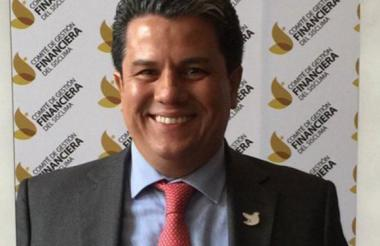 Germán Arce, ministro de Minas.