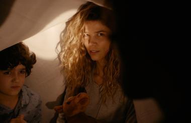 Juanita Acosta está nominada a 'Mejor actuación femenina' por su protagónico en 'Anna'.