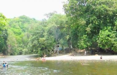 Río Frío, Magdalena.