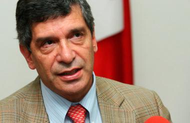 El Alto Consejero para el posconflicto Rafael Pardo.