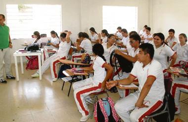 Los estudiantes del Liceo Campestre Jean Piaget, de Chinú tienen un promedio de 8,31.