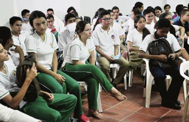 Los estudiantes pilos de Sucre hacen parte de 16 instituciones educativas públicas y 11 privadas.