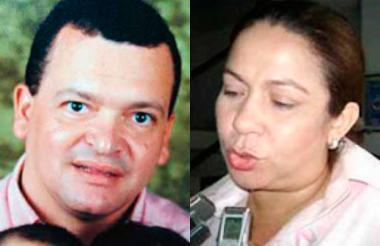 Las víctimas del crimen que condenó a 'Kiko' Gómez, Henry Ustáriz y Yandra Brito.
