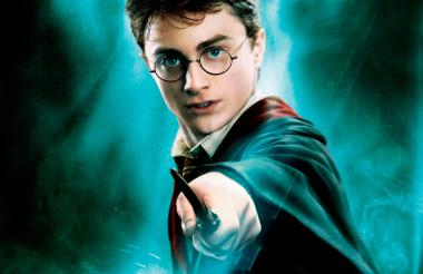 El famoso personaje Harry Potter.