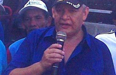 Álvaro Segundo Martínez Buelvas.