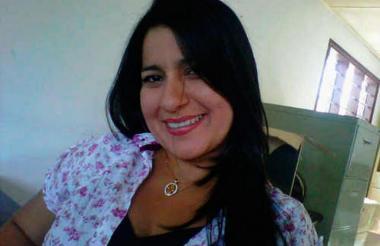 Raquel De la Hoz, ex pagadora del IMC de Soledad.