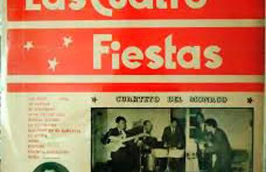La emblemática composición fue grabada durante la madrugada de una Navidad en los años 60.