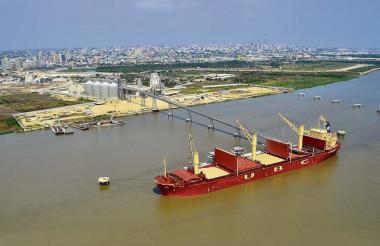 Para la rentabilidad es importante la logística y el costo de la movilización de la producción y es aquí donde juega papel importante el río.
