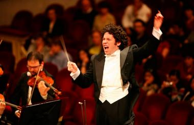 Gustavo Dudamel.