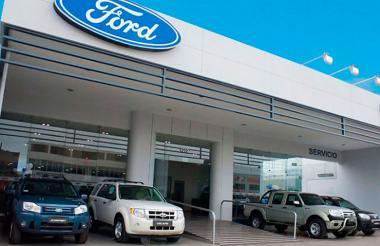 Tienda Ford.