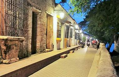 Albarrada de Mompox, ganadora en la Bienal de Arquitectura y Urbanismo.