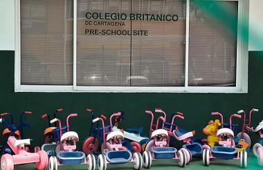 Colegio Británico de Cartagena.