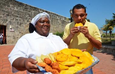 El Festival del Frito se realizará este año en el parqueadero de las Botas Viejas.