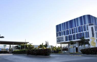 Uno de los inmuebles está ubicado en el parque Industrial TLC de las Américas.