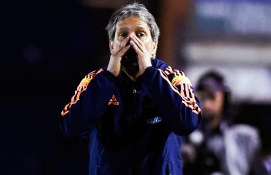 Carlos 'Piscis' Restrepo.