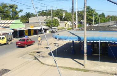 Municipio de Becerril en el Cesar.
