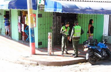 """A San Felipe vuelven los avisos de """"zonas de atracos"""""""