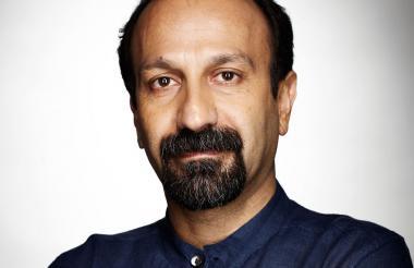 El director de cine iraní Asghar Farhadi.