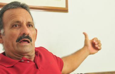 Rafael Reyes, exjugador de Junior.