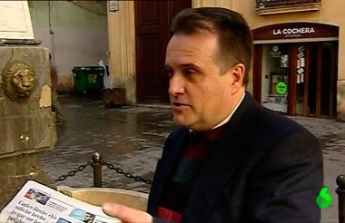 Carles Recio, funcionario acusado de cobrar por 10 años de trabajo sin asistir.
