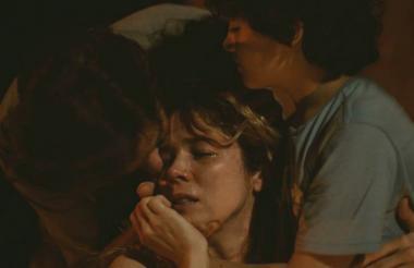 Escena de la película protagonizada por Juana Acosta.