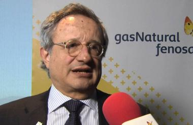 Rafael Villaseca, consejero delegado de Gas Natural Fenosa.