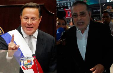 Juan Carlos Varela está, desde el pasado jueves, en el 'ojo del huracán' por el caso de Odebrecht y Ramón Fonseca Mora, socio del bufete legal Mossack Fonseca.