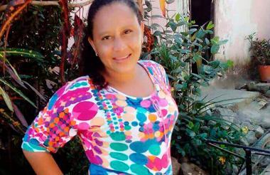 Roxana Martínez, 24 años, hermana de Ana Iris, fue dada de alta.
