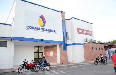 Oficina del consorcio Navelena en Barrancabermeja, que es investigado.