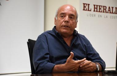 Augusto Garcia, exdirector de Cormagdalena.