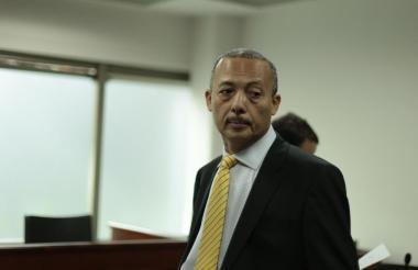 Wilmer González.
