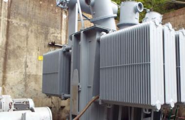 Planta generadora de energía de Vatia S.A. E.S.P.