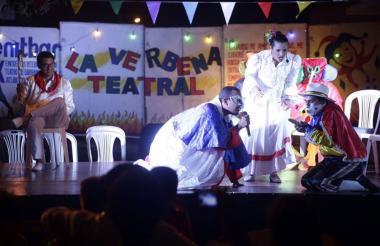 Verbena Teatral 2016.