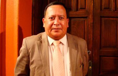 El gobernador (a) de La Guajira Weildler Guerra.