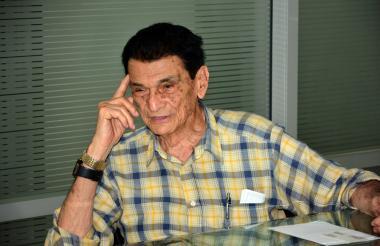 'Don Roberto', como era conocido por la mayoría, falleció este viernes en la ciudad de Barranquilla.