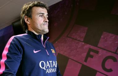 Luis Enrique dejará de ser técnico del FC Barcelona al término de la actual temporada.