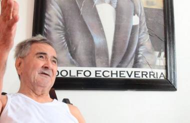 Adolfo Echeverría Comas, compositor costeño.
