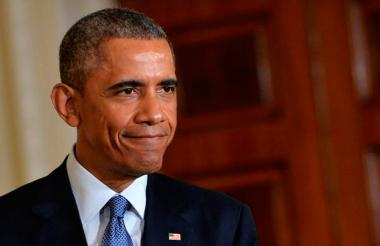 Barack Obama, expresidente de EEUU.
