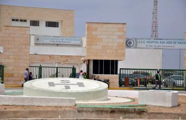 Hospital de Maicao.
