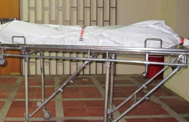 Familiares no permitieron la necropsia y se llevaron el cuerpo a su ranchería para darle sepultura.