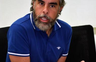Armando Benedetti, copresidente de La U.