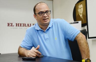 Miguel Arrázola, contralor de Sucre.