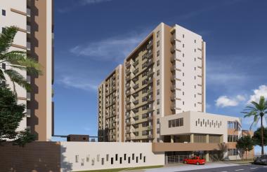 312 apartamentos se construirán en el proyecto Paraíso Caribe 2
