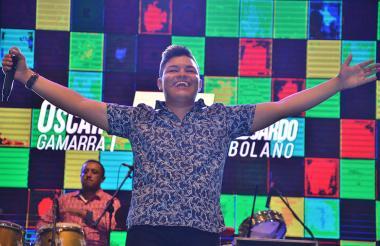 Oscar Gamarra.