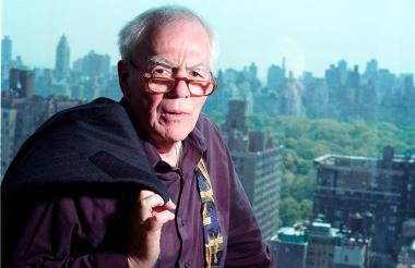 Jimmy Breslin, periodista norteamericano fallecido.