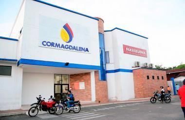 Esta es la sede de Navelena en Barrancabermeja (Santander).