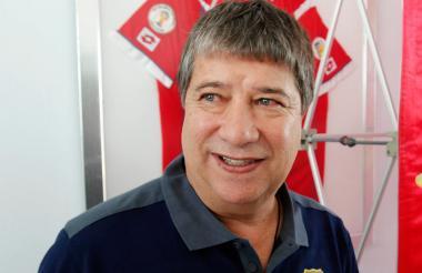 Hernán 'Bolillo' Gómez, técnico de la Selección de Panamá.